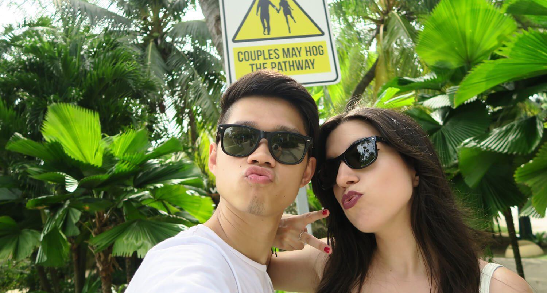 Sandra and David 3